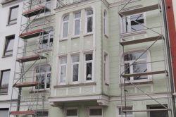 Balkonsanierung - Vorne - Vorher
