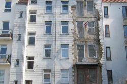 Balkonsanierung - Hinten - Vorher